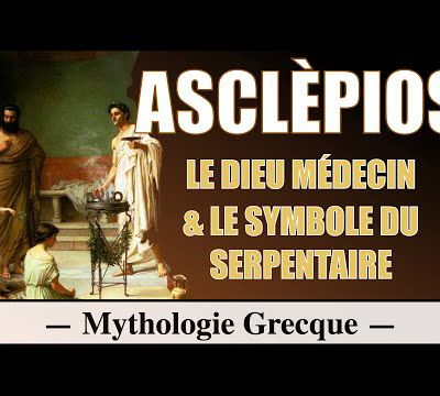 La légende d'Asclépios - Mythologie Grecque