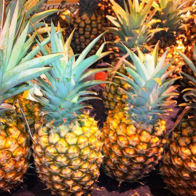 Pineapple addiction
