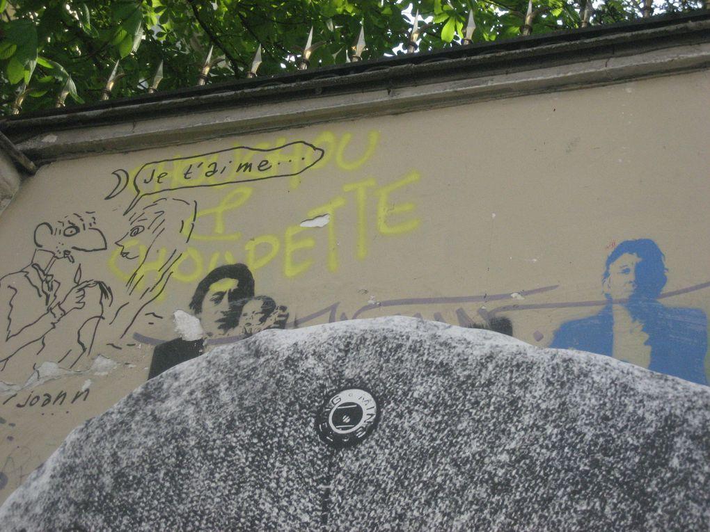 En flânant dans les rues de Paris, Angers, Bayonne. . .