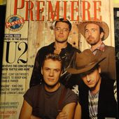 U2- Magazine The Movie Première - Novembre 1988 - U2 BLOG