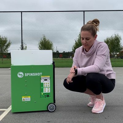Let a tennis ball machine help you become a pro of the game