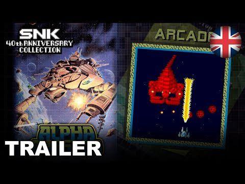 [ACTUALITE] SNK 40th ANNIVERSARY COLLECTION- Alpha Mission et Vanguard de la partie