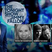 U2 -The Tonight Show Starring Jimmy Fallon-New York -07-09-2017 - U2 BLOG