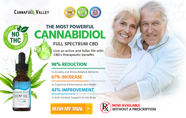 Cannaful Valley CBD Oil : Extraordinary For Soothing Anxieties.