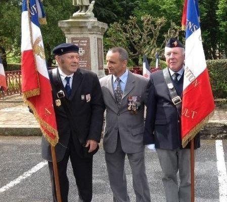 Commémoration du 12 mai 2017 à Saint-Amans-Valtoret (81)
