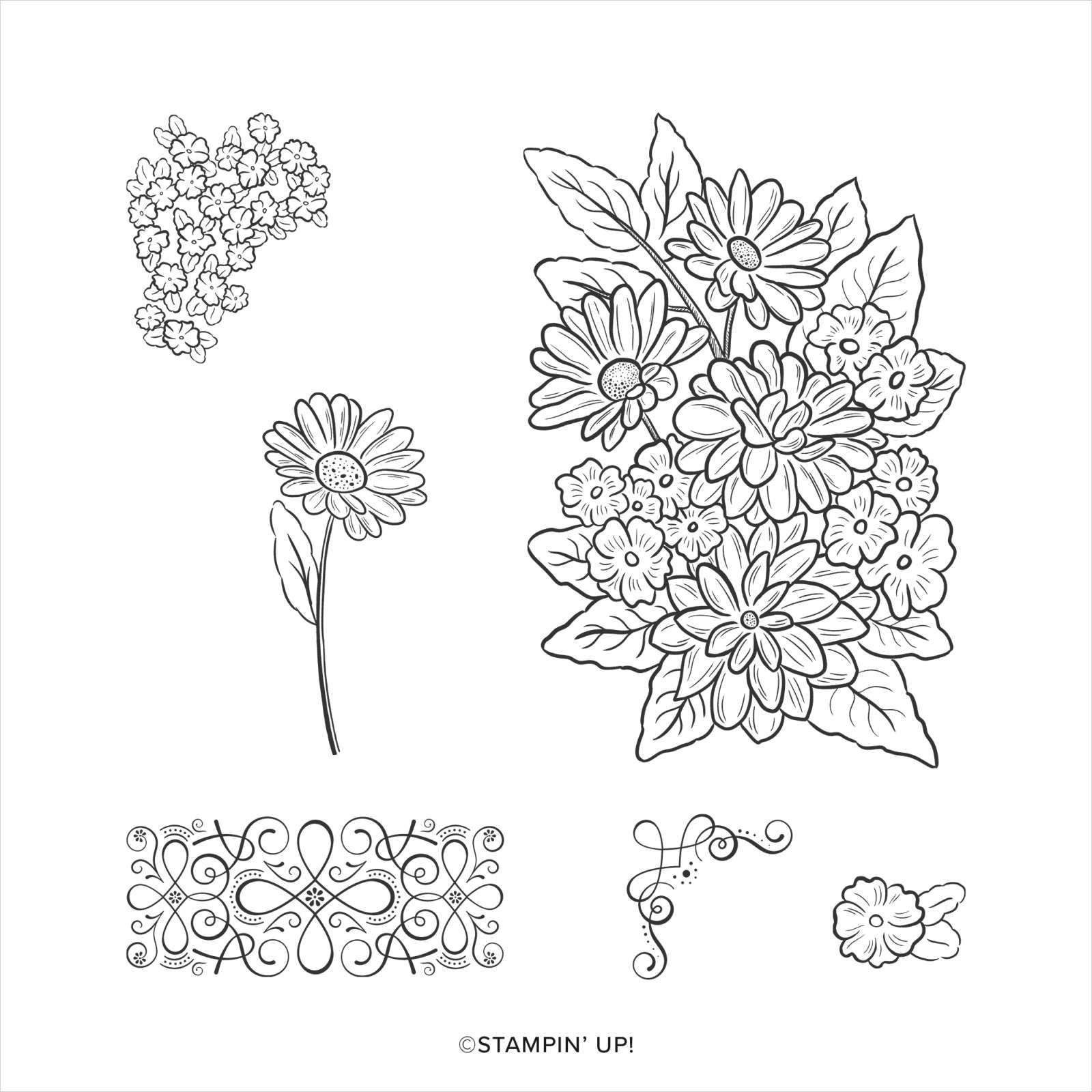 152572 Ornate style stampin up