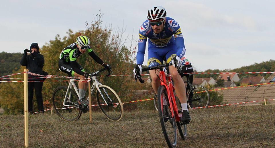 Album photos des séniors au cyclo-cross d'Ezy sur Eure (27)