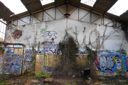Urbex 22 : Le hangar abandonné