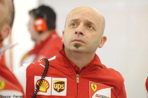 Le nouveau directeur technique de Sauber en provenance de Ferrari