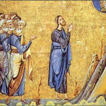 Naître à la miséricorde de la prière du Fils