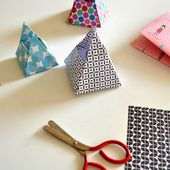 A sunny day, at last & an origami box - ingthings