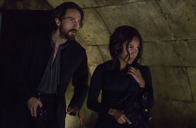 Critiques Séries : Sleepy Hollow. Saison 3. Episodes 7 et 8.