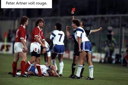 Coupe du Monde 1990 en Italie, Groupe 1: Autriche - États-Unis