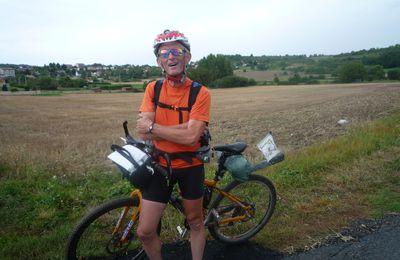 Etape 19: Ferrières sur Sichon-Chatel-Guyon 98 km