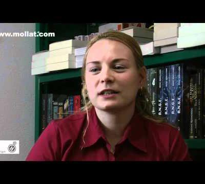 Le blog des ados sur le site de la librairie Mollat
