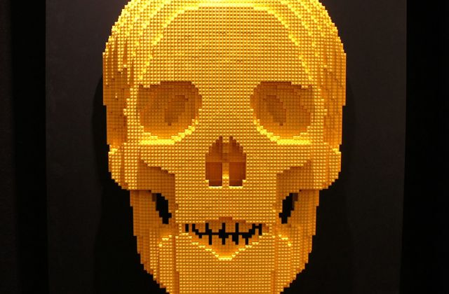 LEGO®: the art of brick