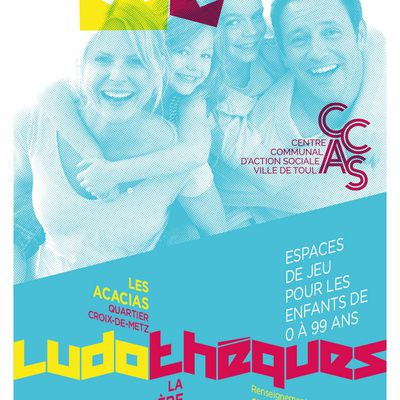 LUDOTHEQUES DE TOUL : Infos Loisirs
