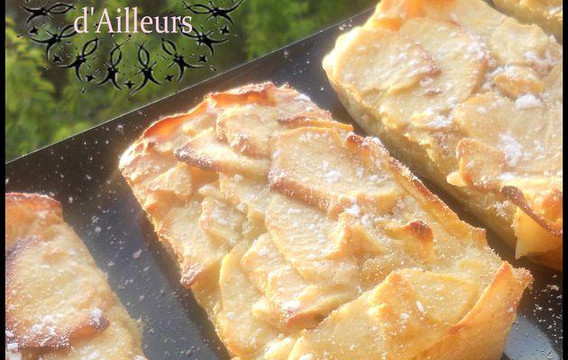Minis moelleux pomme cannelle