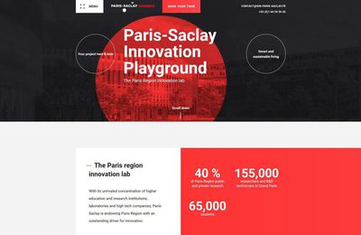 Paris Saclay Wants Your Business