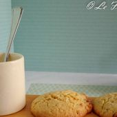 Biscuits Erable et Noix