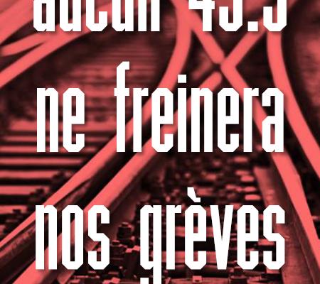 Intersyndicale nationale : appel à la grève et aux manifestations les mardi 17 et jeudi 19 mars