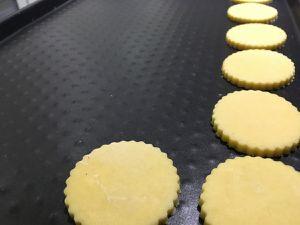 Petits biscuits sablés et fondants