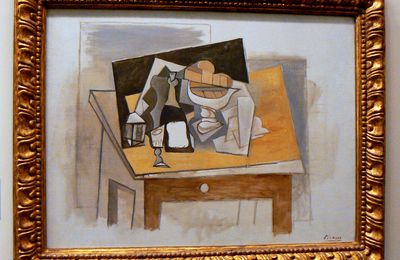 Grande nature morte (Picasso)