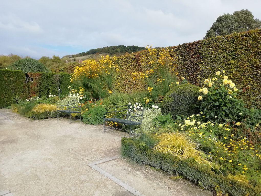 Sortie à Giverny (Claude Monet) avec la classe de Mme Discontigny CE1-CE2
