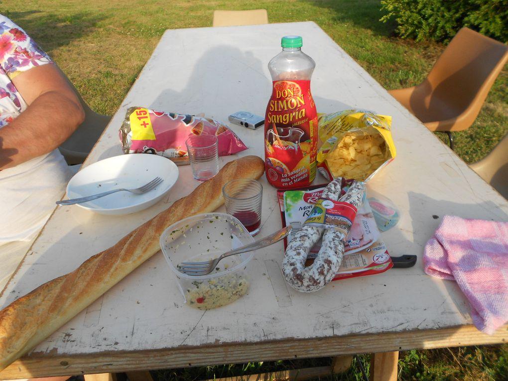 Photos du pique-nique musical à Maurs