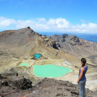 Tongariro Northern Circuit, the best one ?