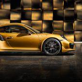 Porsche 911 Turbo S Exclusive Series - Porsche France