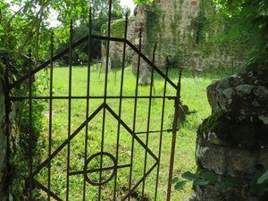 Le cimetière ancien