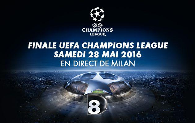 Real Madrid/Atlético Madrid : Finale de l'UEFA CHAMPIONS LEAGUE ce soir en direct sur D8
