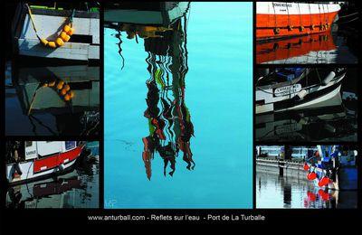 Reflets dans le port de La Turballe