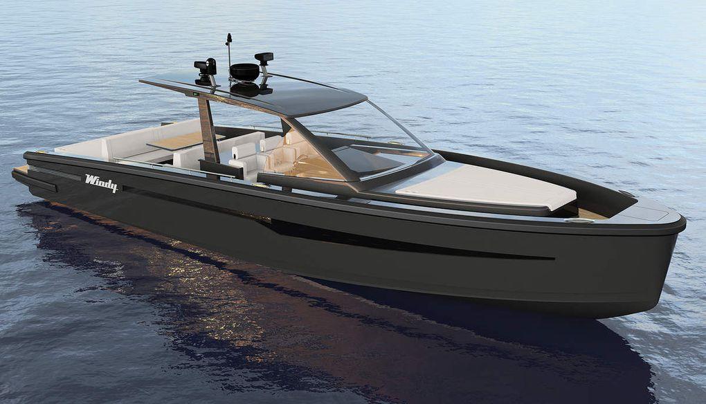 Windy Boats lancera un nouveau modèle à l'automne