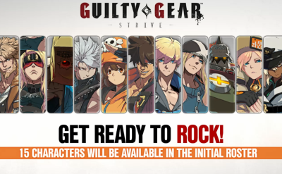 Guilty Gear -Strive décale sa date de sortie