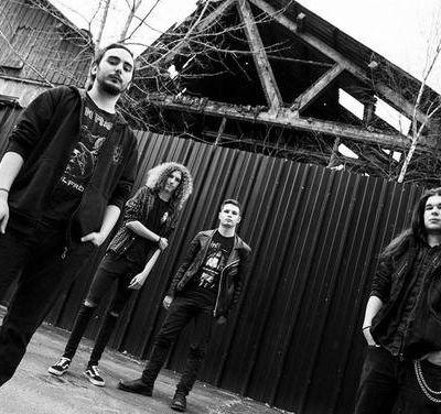 Nouvel EP de WHISPER NIGHT : Le Metal (à ne pas confondre avec Methane) est dans le pré !