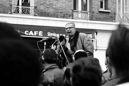 Sartre et l'existentialisme athée...ou la liberté absolue pour seul guide de l'existence
