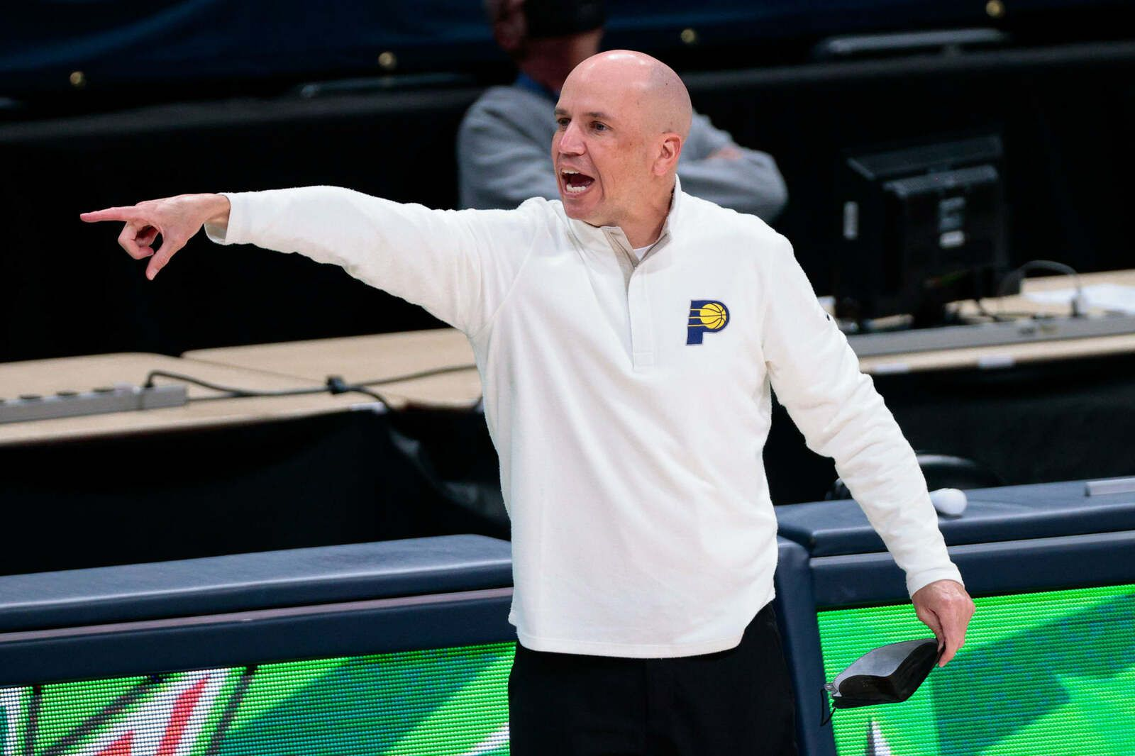 Les Pacers se séparent de leur entraîneur Nate Bjorkgren