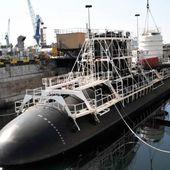 L'entretien des sous-marins nucléaires d'attaque est aussi à l'arrêt