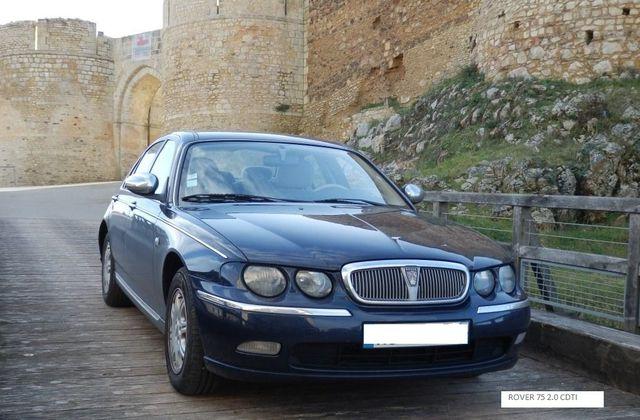 Retour sur la Rover 75 2.0 CDTI 131 ch