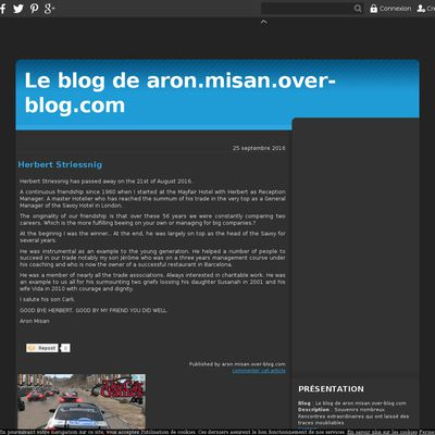 Le blog de aron.misan.over-blog.com
