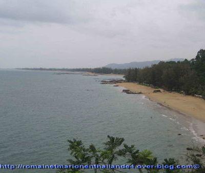 Kao Lak, ses plages et ses forêts