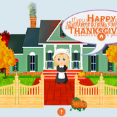 Thanksgiving by Chloé Wable-Ramos on Genially