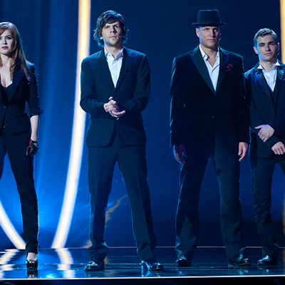 Insaisissable (Now you see me - Louis Leterrier, 2013)