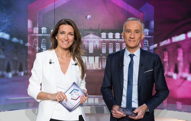 Législatives 2017 : Soirée spéciale dès 18h55 en direct sur TF1
