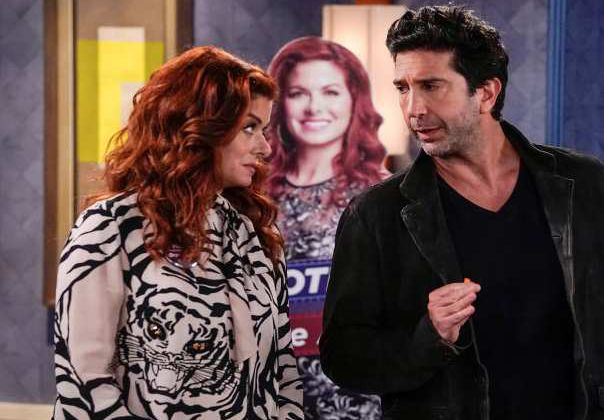 Critiques Séries : Will and Grace. Saison 10. Episode 1.