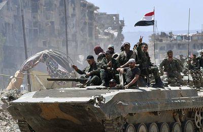 L'armée syrienne intensifie son offensive contre un bastion rebelle à Deraa (AFP)