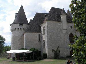 Château de BRIDOIRE (Périgord)