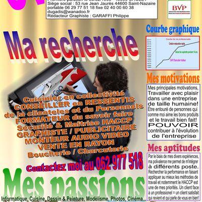CV & Recherche